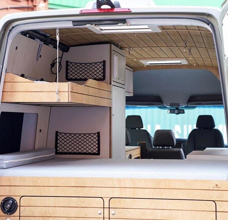 Bullifaktur Bett Kinderbett VW Crafter