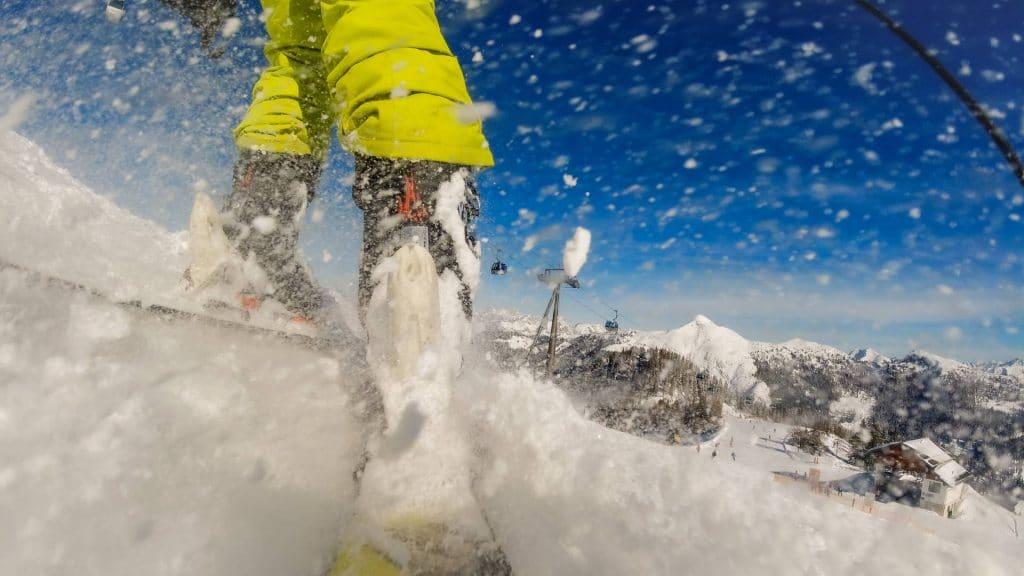 Skitour Wintercamping