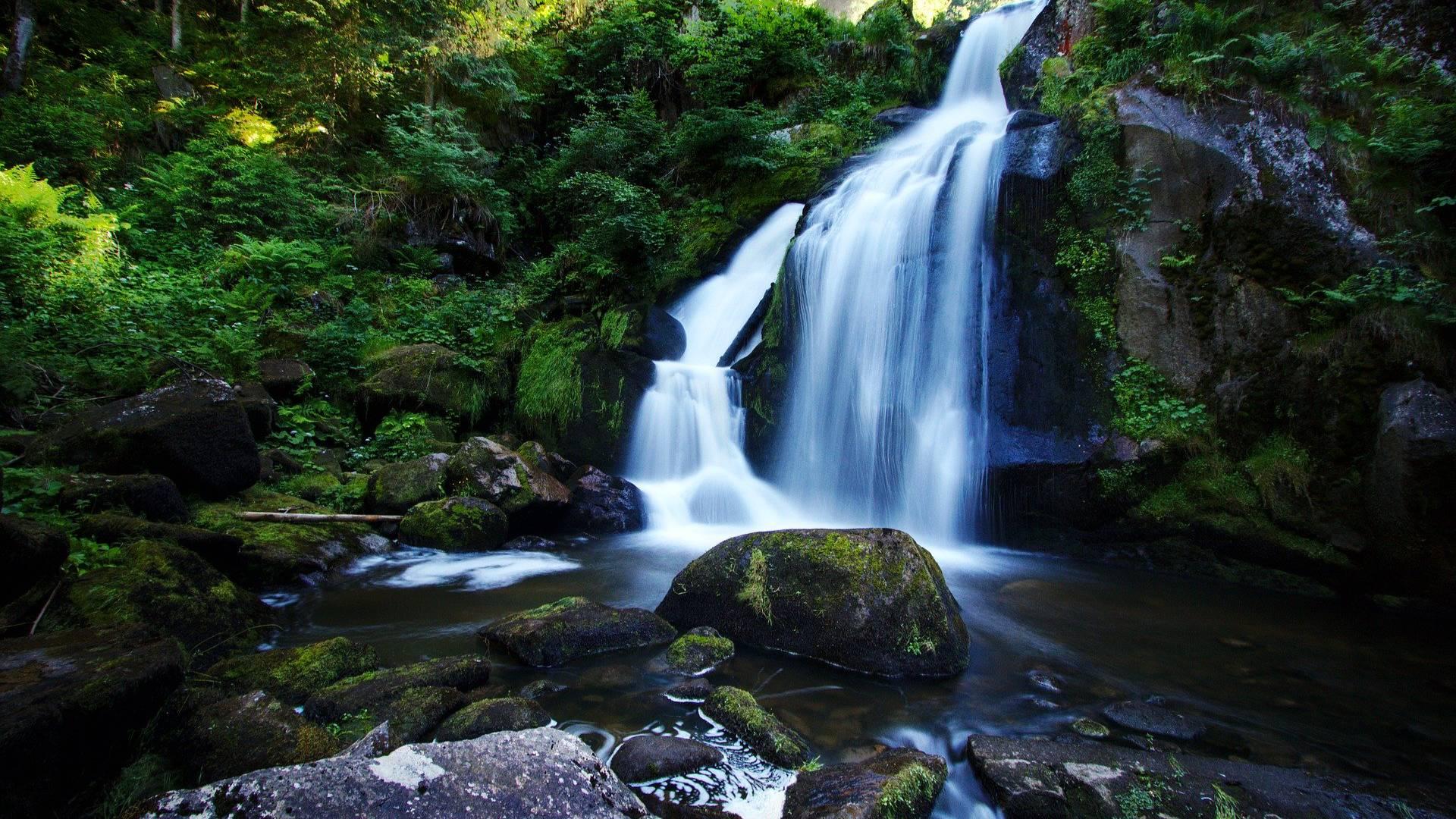 Top 10 Naturwunder Triberger Wasserfälle im Schwarzwald