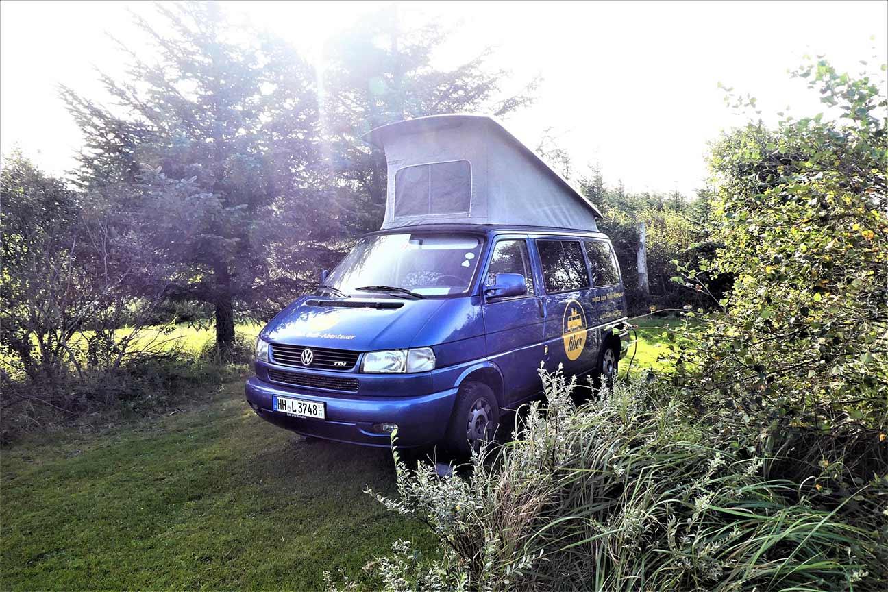 Nordjütlands schönster Campingplatz