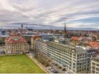 Innenstadt von Leipzig